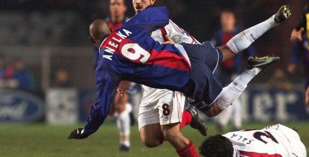 PSG-Milan-2001-au-parc