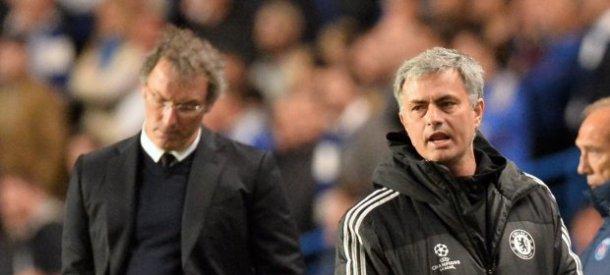 Blanc e Mourinho, le due facce di Chelsea-PSG