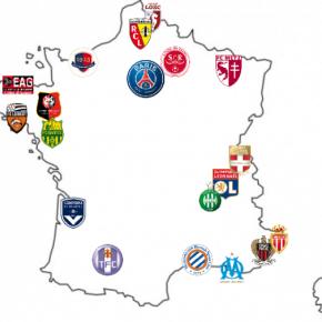 Il riepilogo dalla Ligue 1 allaCFA