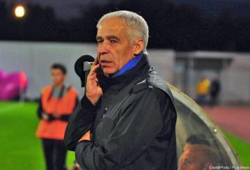 Pierre Mankowski, ct della Francia U21