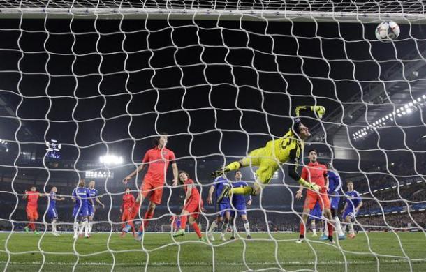 Britain Soccer Champions League