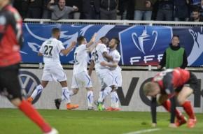 Coupe de France, Auxerre-Guingamp 1-0: Sammaritano regala la finaleall'AJA