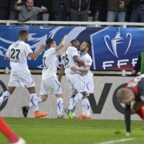 Coupe de France, Auxerre-Guingamp 1-0: Sammaritano regala la finale all'AJA