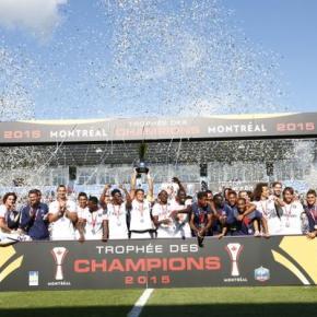 PSG-Lione 2-0: La Supercoppa rimane aParigi