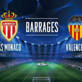 Champions League: il Monaco 'pesca' ilValencia