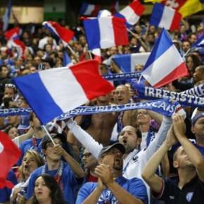 Giochiamo ancora: la Francia non siferma