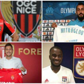 Tabella mercato Ligue 1: trasferimenti e probabili11