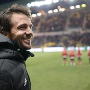 Il y a un italien dans le miracle signé Les Herbiers, Stephane Masala: entretien avec le coach des merveilles de Coupe deFrance
